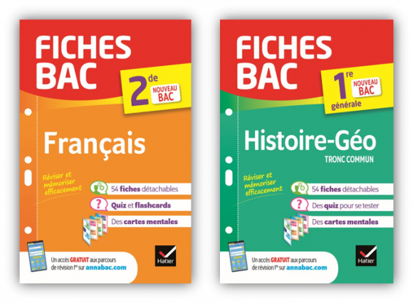 Collection Fiches Bac